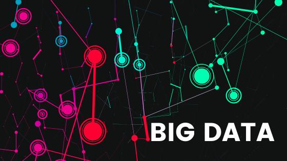 ビッグデータのイメージ画像
