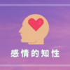 感情的知性のキャッチ画像