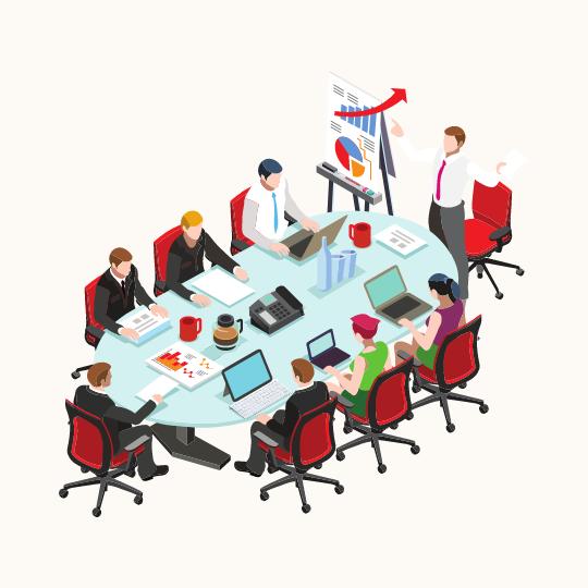 会議のイメージ画像